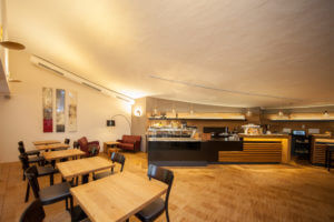 Restaurant Laessig Stuttgart Innen